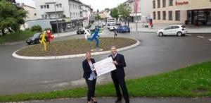 Stadtverwaltung bedankt sich für Spenden